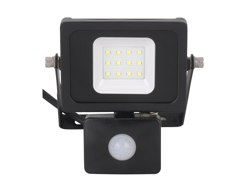 Flood light with sensor-10W
