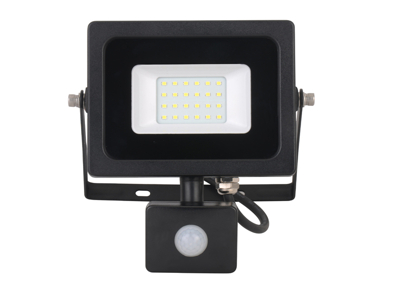 Flood light with sensor-20W